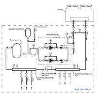 принципиальные схемы гидравлических систем