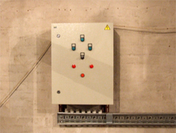 ЦТП Модуль управления