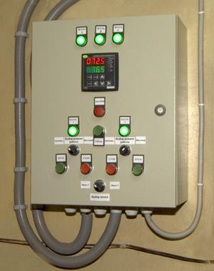 ИТП Модуль управления