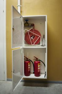 Противопожарная система