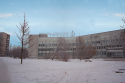 Ремонт теплотрассы, Западно-Сибирская киностудия